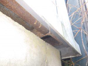 基礎隙間 ネズミ侵入口 ボウケン